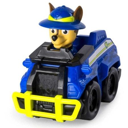 Paw Spin Master Patrol - Chase si Masina de Teren din Patrula Catelusilor