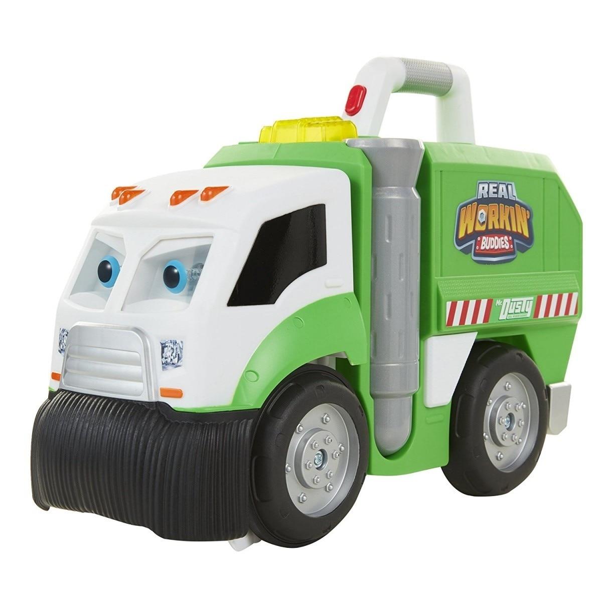 Fotografie Camionul Dusty, Aspiratorul de jucarii