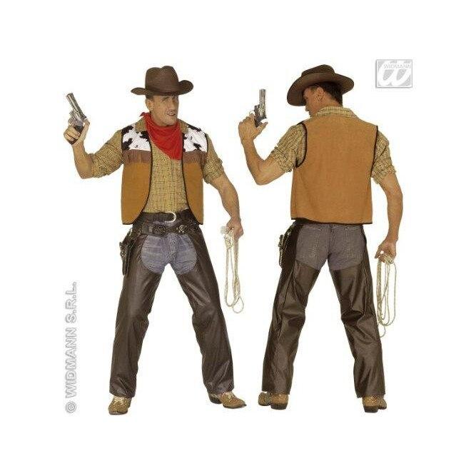 Rodeo cowboy férfi jelmez XL es méretben eMAG.hu