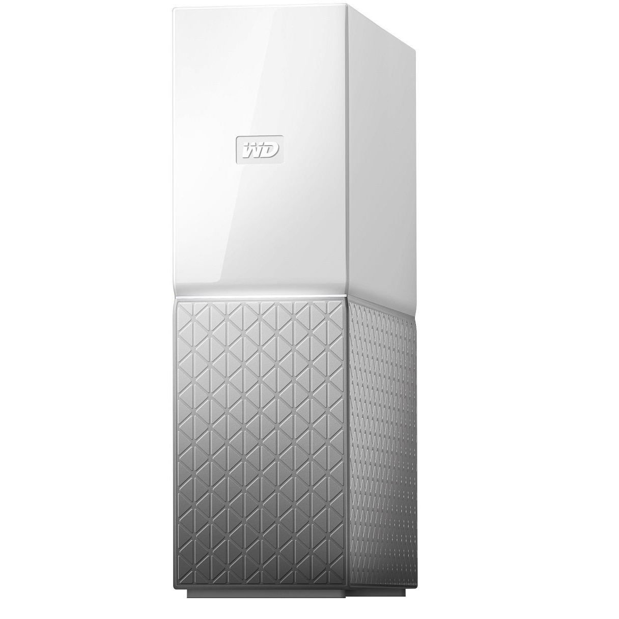 Fotografie Personal Cloud Storage WD My Home, 3TB, Gigabit Ethernet, USB, Alb
