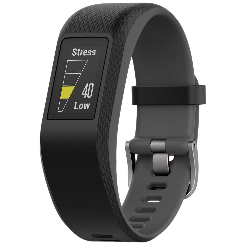 Fotografie Bratara fitness Garmin Vivosport, GPS, Small/Medium, Slate