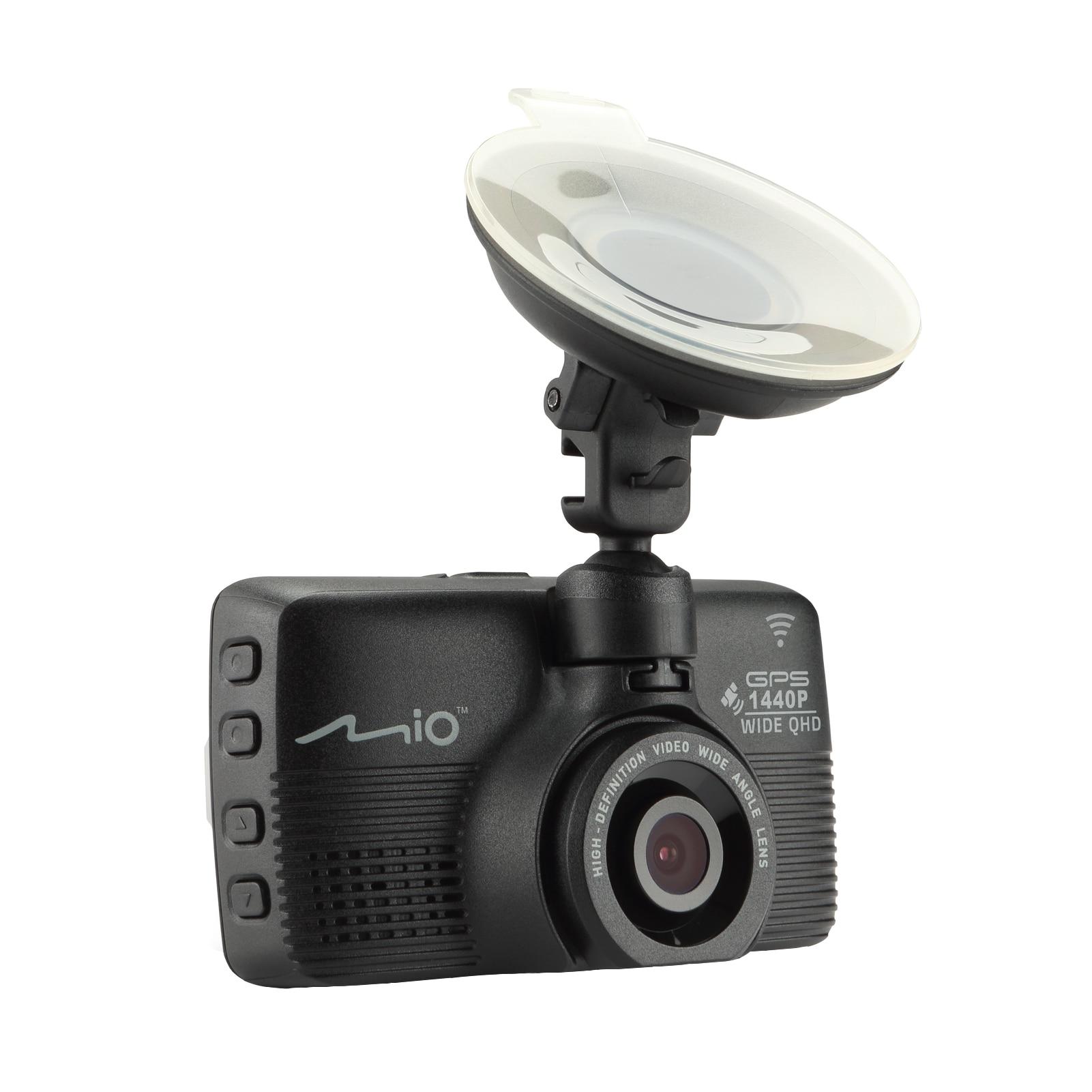 Fotografie Camera auto Mio MiVue 752 WIFI Dual, Full HD 2.5K, 140 grade