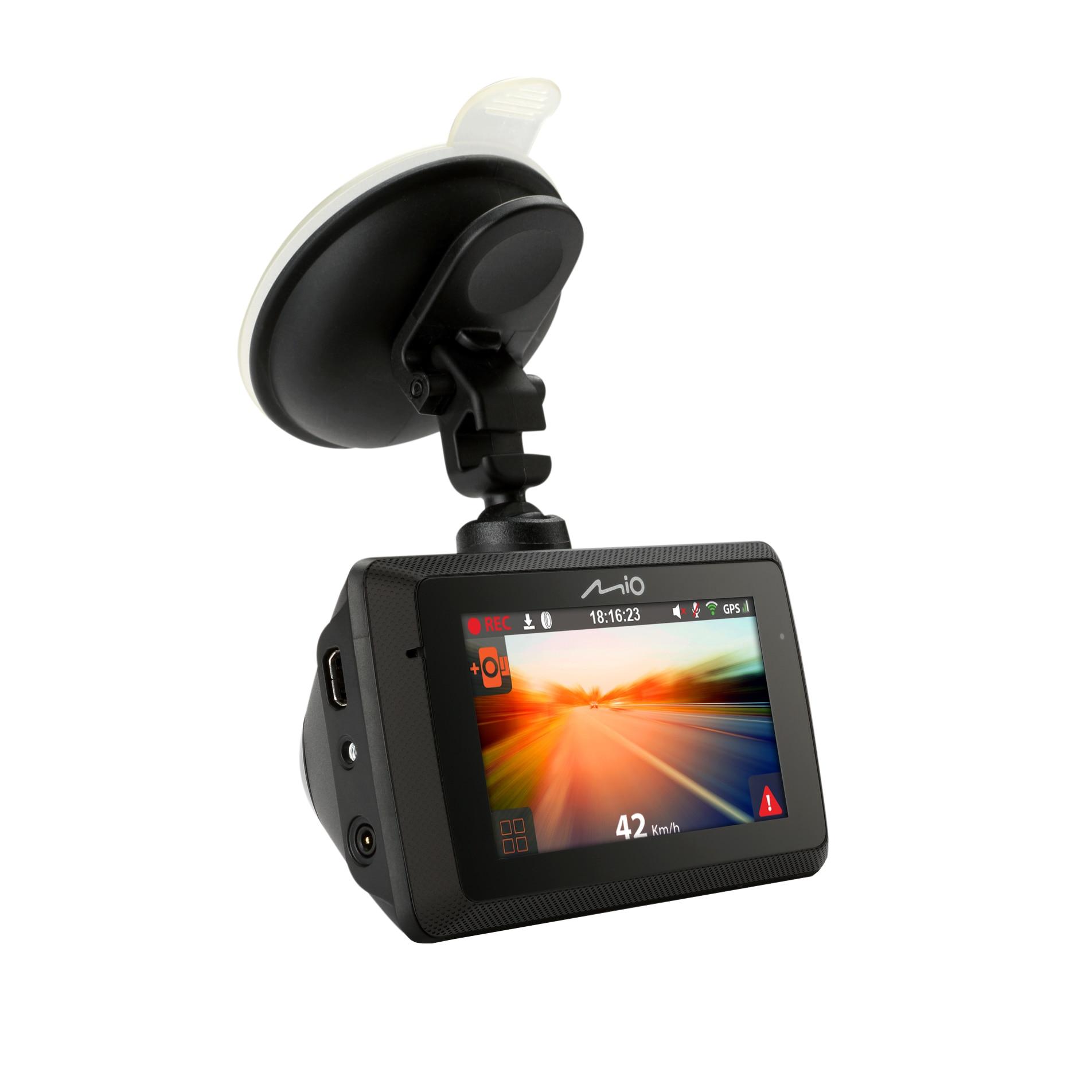 """Fotografie Camera auto Mio MiVue 786 WIFI, 2.7"""", Full HD"""