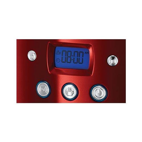 Russell Hobbs 23240 56 Luna Filteres kávéfőző Ezüst piros