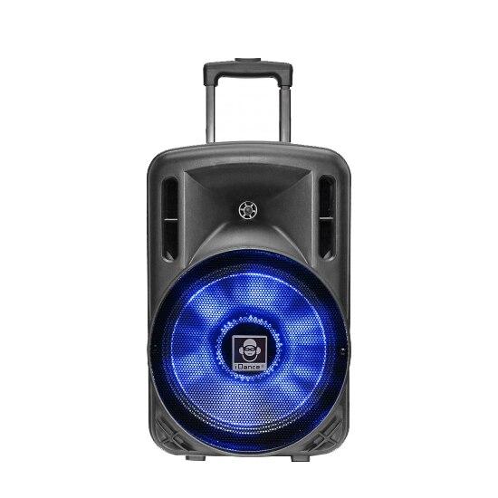 Fotografie Boxa portabila iDance Groove 320MK3, karaoke, Bluetooth, 300W, troler, microfon inclus, USB