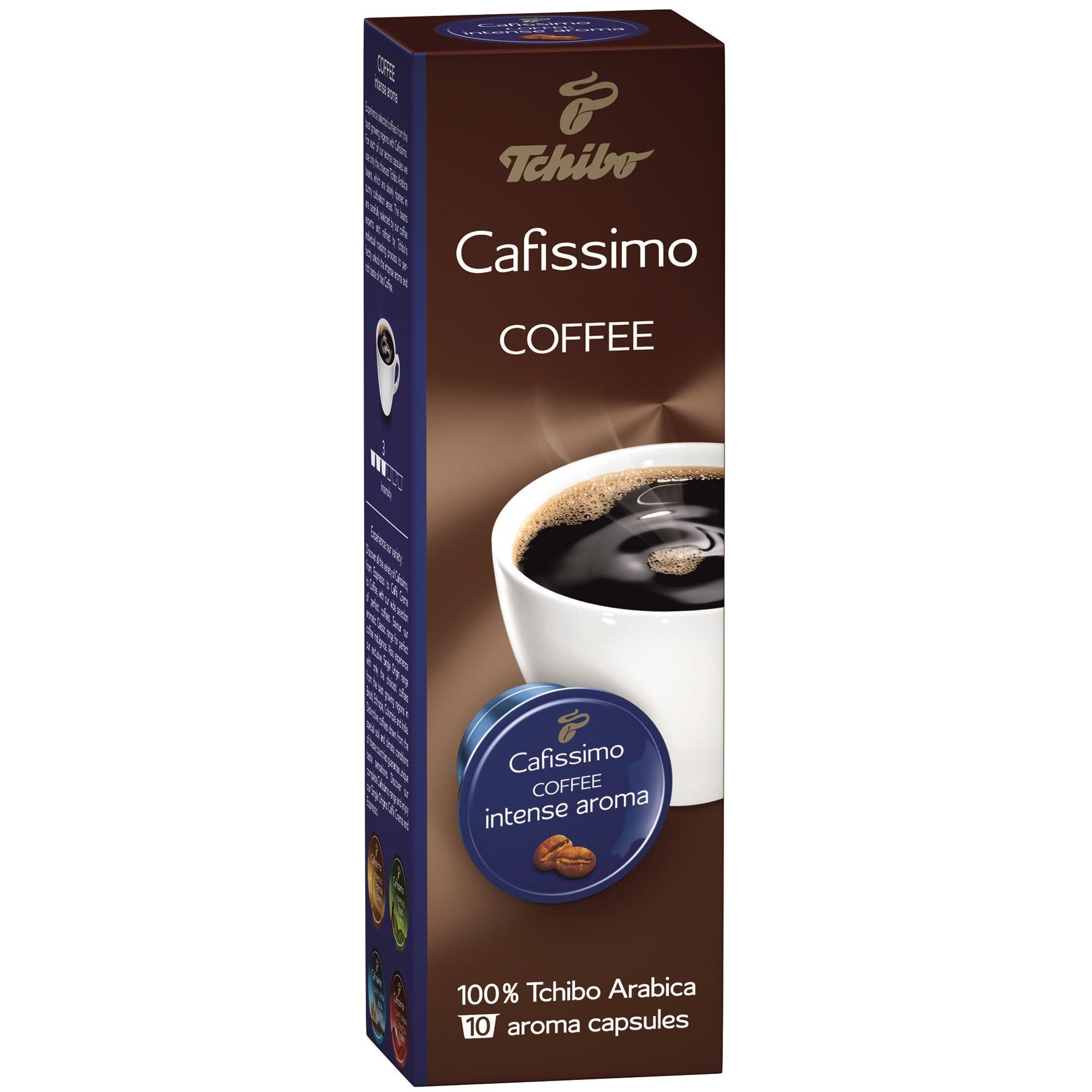 TCHIBO Cafissimo Black&White kávékapszula
