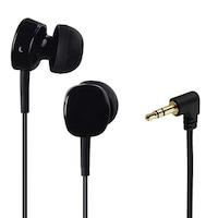 Thomson EAR 3056 In-Ear Headset - Fekete