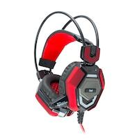White Shark GH-1646 Tiger Gaming headset Fekete-Piros (378501)