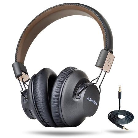 Avantree Audition Pro fejhallgató, Bluetooth, NFC, Fekete