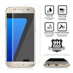 Стъклен протектор Samsung Galaxy S7 G930F, FullFace ,прозрачен