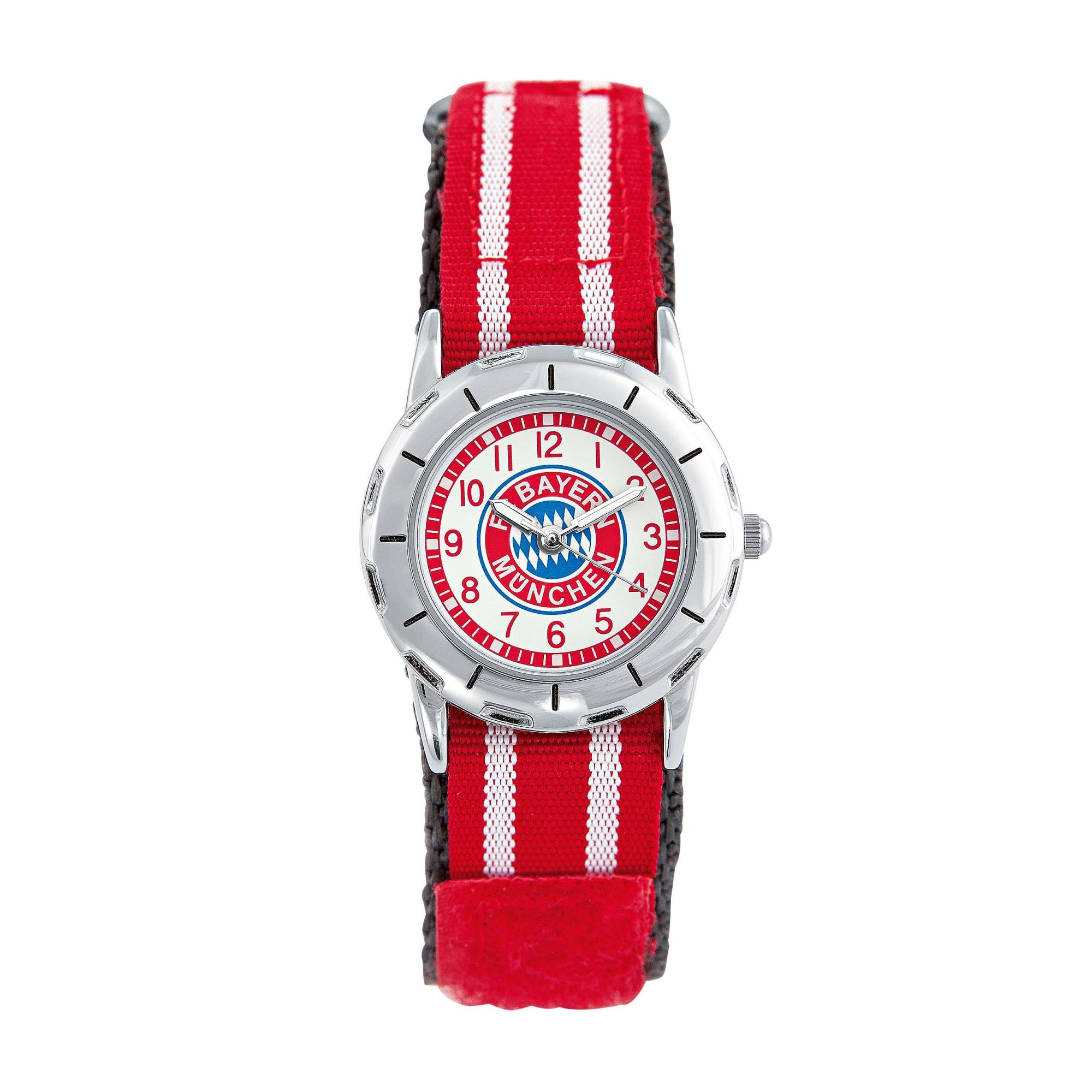 Bayern München karóra gyerek piros fehér 21661 eMAG.hu