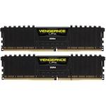 Памет Corsair Vengeance LPX Black, 16GB DDR4, 3200MHz, CL16