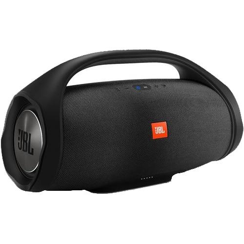 Fotografie Boxa portabila JBL BOOMBOX, Wireless Bluetooth, Connect+, 20000mAh Li-ion, 2 x USB, IPX7 waterproof, Negru