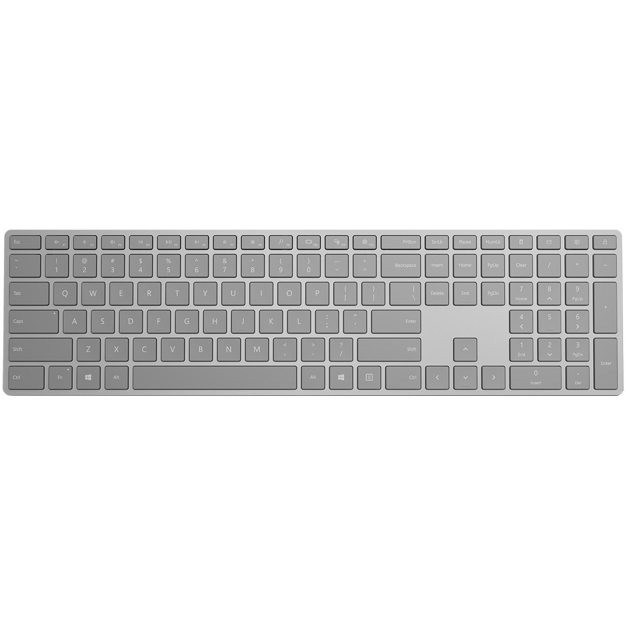 Fotografie Tastatura Microsoft Surface, Slim, Bluetooth