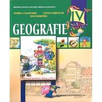 Geografie cls 4 - Viorela Anastasiu, Celina Iordache. Dan Dumitru