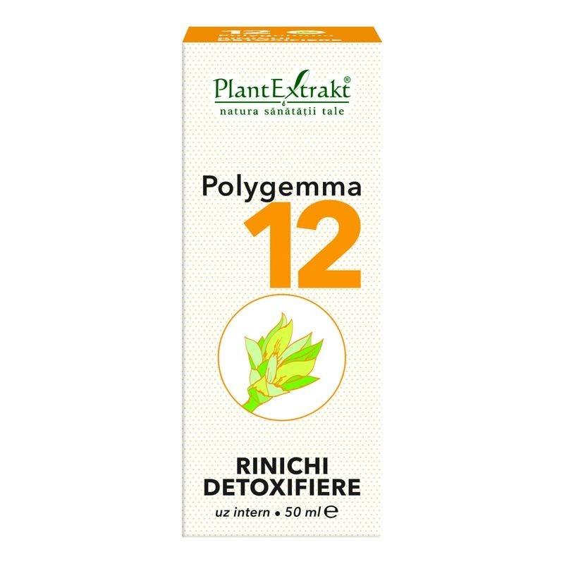 Polygemma 15 - Intestin, detoxifiere (50 ml), Plantextrakt