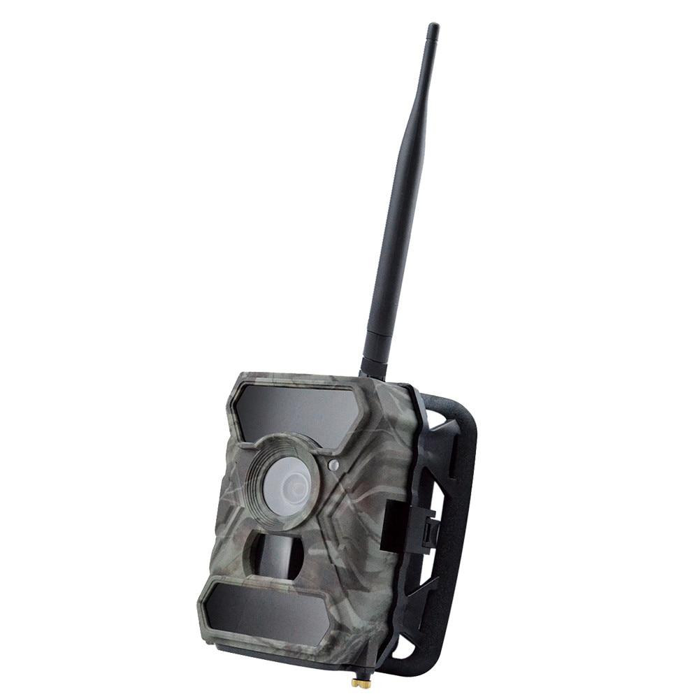 Fotografie Camera foto-video pentru vanatoare, PNI HUNT 300C, Internet, 12 Mp, Night Vision, Full HD, 1080p, cu transmitere foto pe e-mail