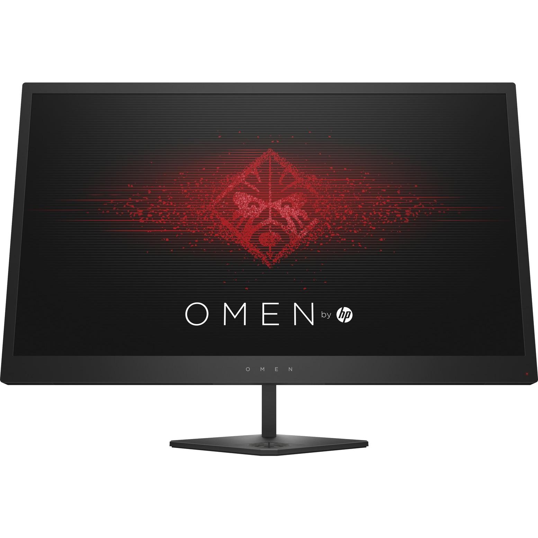 "Fotografie Monitor Gaming LED TN HP Omen 24.5"", Full HD, FreeSync, 144Hz, 1ms, Display Port, Negru, Z7Y57AA"