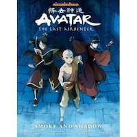 Avatar: The Last Airbender--Smoke and Shadow Library Edition, Gene Luen Yang (Author)