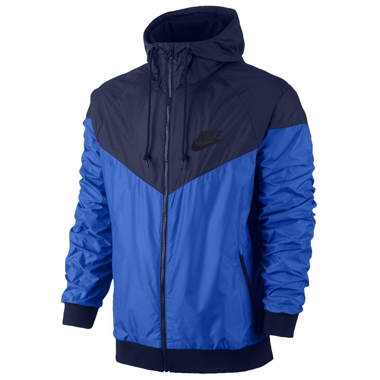 Nike Windrunner Női dzseki, FeketeFehér, S eMAG.hu