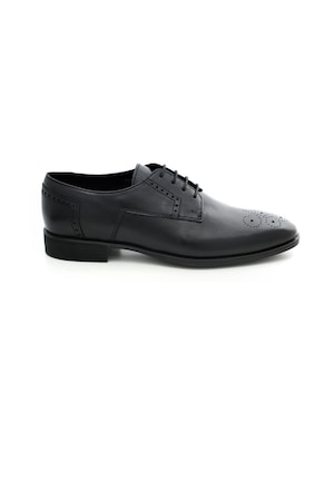 Мъжки обувки Maximmillian Lewis Black, Черни, Размер 44