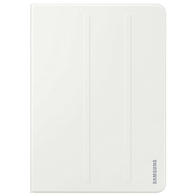 Fotografie Husa de protectie Samsung Book Cover pentru Galaxy Tab S3 T820/T825, White
