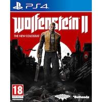 Wolfenstein II The New Colossus Play Station 4 játék
