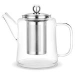 Чайник с цедка Luigi Ferrero FR-8100 BS, 1000 ml