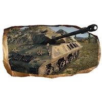 Startonight 3D Fotótapéta Tank, világít a sötétben, 150 x 82 cm