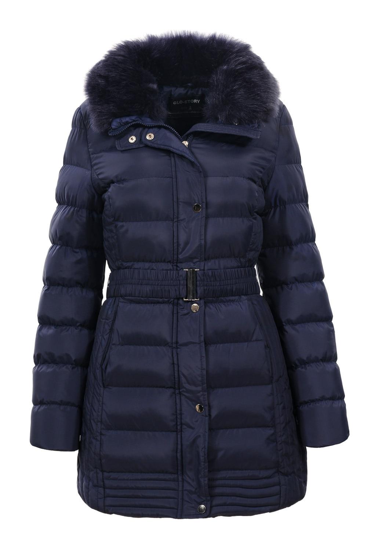 Női kabát, Kék, XL es