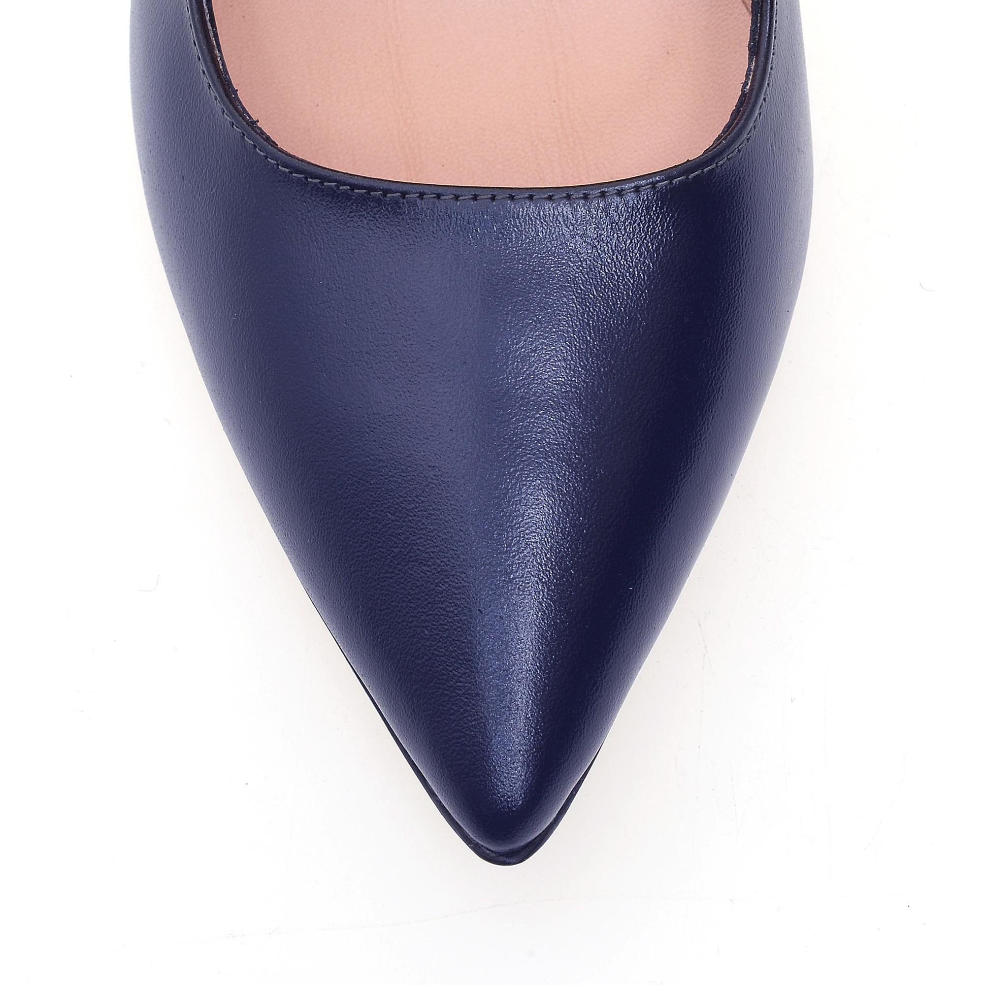 RELEASE Korall színű női magassarkú cipő, 9.5 cm, 39 eMAG.hu
