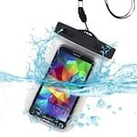 Husa subacvatica waterproof and snowproof pentru telefon Clear