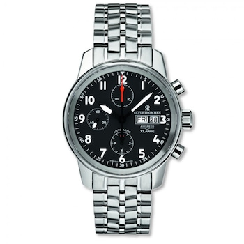 Ceas barbatesc casual, Revue Thommen, automatic, 40.5 mm, Airspeed XLarge Classic, 16051.6137