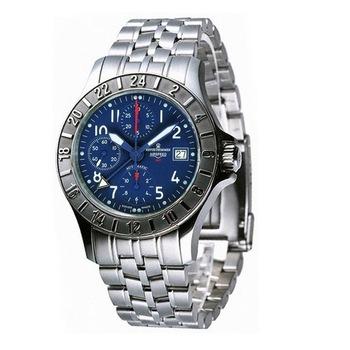 Ceas barbatesc sport, Revue Thommen, automatic, 42.5 mm, Airspeed XLarge GMT, 16091.6135