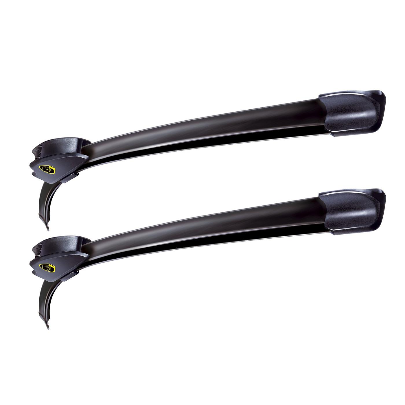 Fotografie Set stergatoare Valeo Silencio X-Trm, 60/47.5 cm pentru VW Golf V, VW Golf VI, VW Passat, VW Jeta III, Skoda Yeti