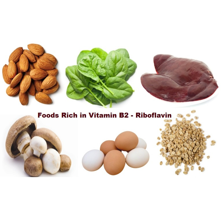 vitamina b2 și vederea