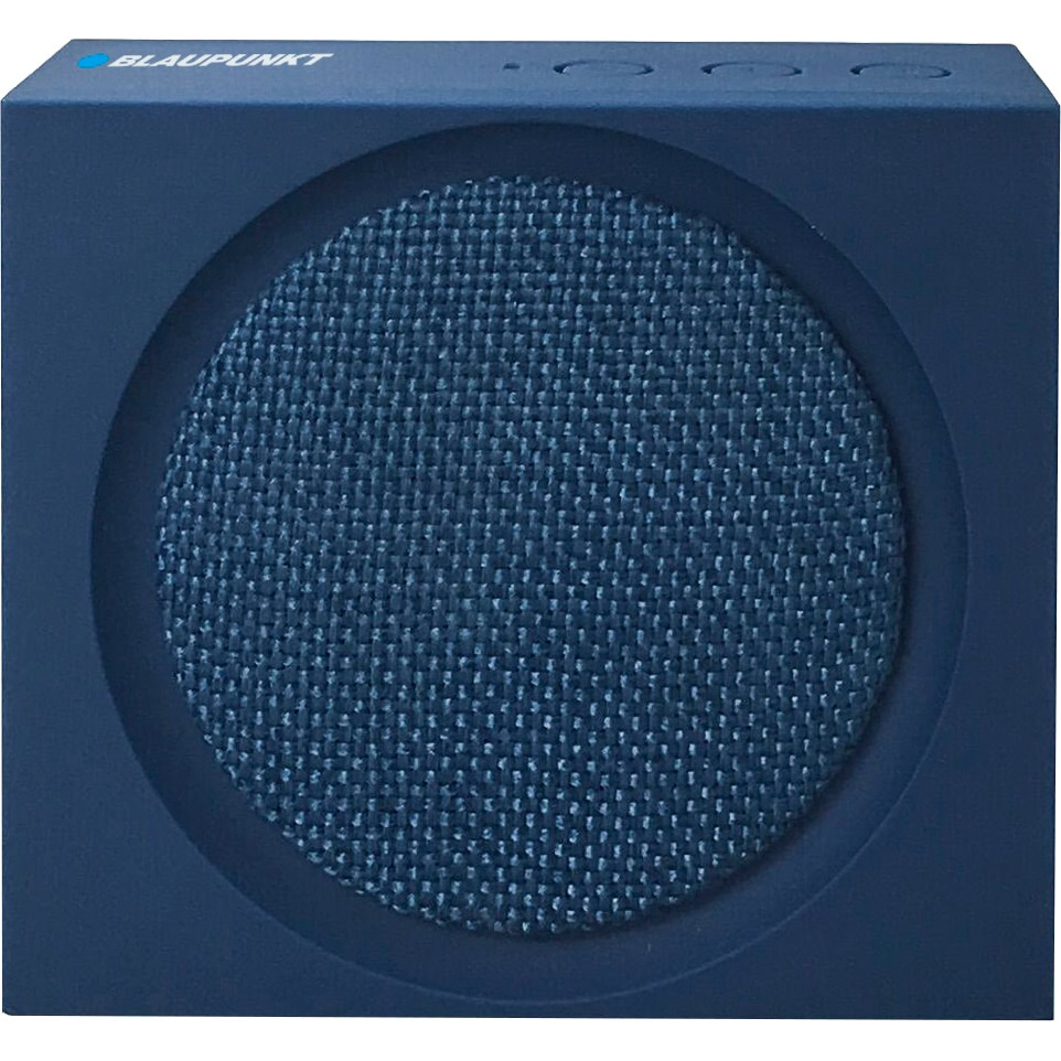 Fotografie Boxa portabila Blaupunkt BT03BL, Bluetooth, FM, SD, USB, albastru