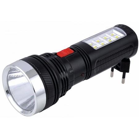 Фенер акумулаторен LED Диоден Amio YJ-227