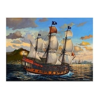 Revell Pirate Ship 1:72 (5605)