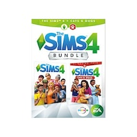 The Sims 4 and Cats & Dogs Bundle játék Xbox One-ra