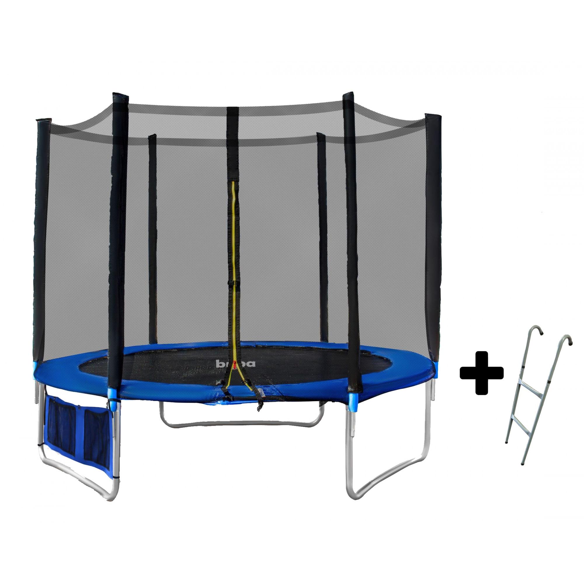 Puteți pierde greutatea folosind o mini trambulină