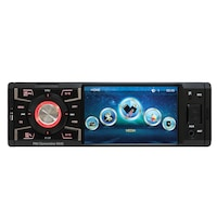 MP5 player auto PNI, Clementine 9545 1DIN, display 4 inch, 50Wx4, Bluetooth, radio FM, SD si USB, 2 RCA video IN/OUT