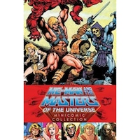 He-Man and the Masters of the Universe Minicomic Collection, Various (Author)