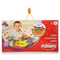 Занимателна игра Playskool Clipo Creativity Table(310747) за деца над 2 години.