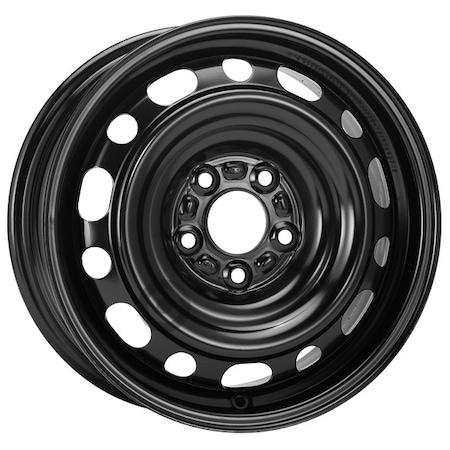 Janta otel ALCAR Mazda3 2013, Black, 6.5x16 5x114.3 ET 50